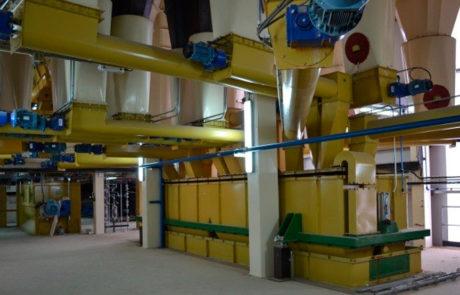 Raw Materials Dosing Lines