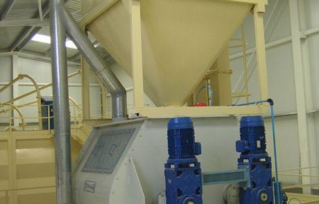 Mezcladoras de doble rotor de palas